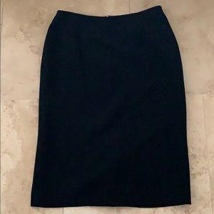 SIZE 8 Women's Kasper Crepe Skirt